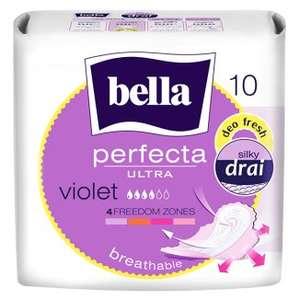 Podpaski Bella Perfecta Ultra Violet, 10 sztuk