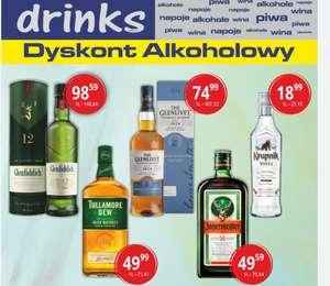 Whisky Glenfiddich 0.7 L i inne sieć sklepów Drinks