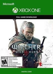 Wiedźmin 3: Dziki Gon (Xbox One Key) United Kingdom (Wymagany VPN) wersja Game Of The Year za 3,26 EUR (14,97zł) z Argentyny @ Eneba