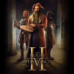 The House of Da Vinci 2 @ Nintendo Switch