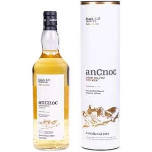 Whisky anCnoc 12 y, anCnoc Stack, anCnoc Blas w dobrych cenach na kukunawa.pl