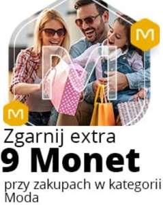 +9 Monet w kat. moda przy zakupach od 99 zł (Odzież, Obuwie, Dodatki, Biżuteria i Zegarki) Allegro