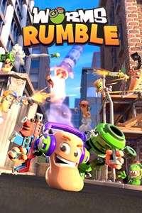 Worms Rumble za 21,19 zł z Islandzkiego Xbox Store @ Xbox One