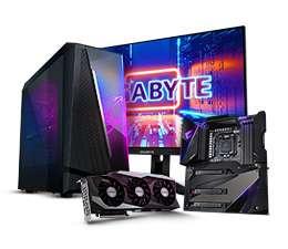 Tydzień Gigabyte - komponenty, laptopy i monitory w promocji (np. Gigabyte B450M DS3H za 99 zł) @ x-kom