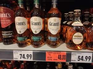 Whisky Grant's Ale Cask 40 % 0,7 L . Promocja Kaufland