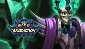 [DLC] Minion Masters - Mordar's Malediction | Steam