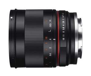 Obiektyw Samyang 50mm f/1,2 AS UMC CS / Fuji X