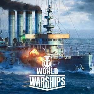 World of Warships: Legends – PS4 stary przyjaciel za darmo dla PS Plus @ PS4/PS5