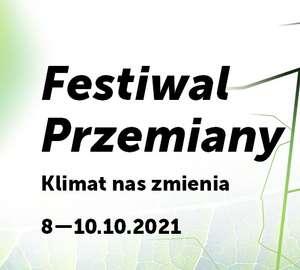 Festiwal Przemiany - darmowe dokumenty (W-wa)