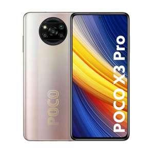 Smartfon Xiaomi POCO X3 PRO NFC 6/128GB Metal Bronze