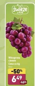Winogrona ciemne