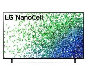Telewizor LG 65NANO803PA LED 65'' 4K Ultra HD WebOS 6.0 + bezprzewodowe słuchawki LG TONE Free FN4 czarne za 1 zł na x-kom