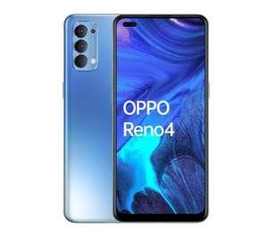Smartfon OPPO Reno4 (niebieski) na euro.com.pl