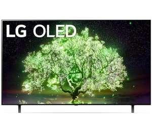 TV LG OLED55A13LA + słuchawki gratis: LG TONE Free FN7
