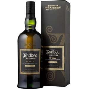 Whisky szkocka Ardbeg Uigeadail 54,2% 0,7L Auchan Wola