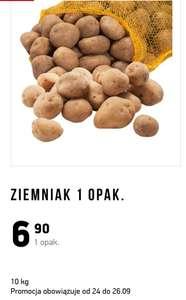 Ziemniaki worek 10 kg /Intermarche/