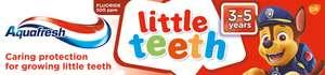 Pasta do zębów AQUAFRESH Little Teeth Psi patrol 50 ml