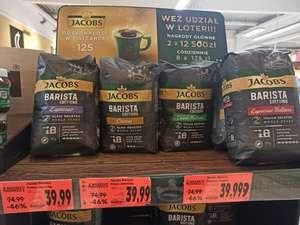 Kawa Jacobs Barista Editions Crema/Crema Italiano/Espresso/Espresso Italiano 1kg w Kauflandzie