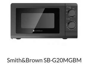 Kuchenka mikrofalowa Smith&Brown SB-G20MGBM