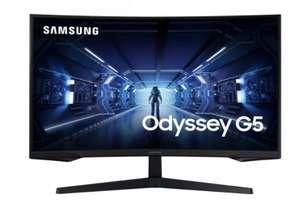 Monitor Samsung Odyssey C32G55TQWRX Curved HDR
