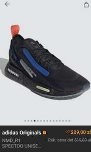 Adidas nmd r1 raczej damskie rozmiary