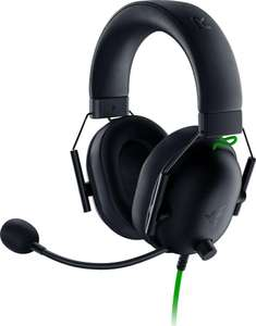 Słuchawki nauszne Razer BlackShark V2 X mini jack 3.5mm @ Morele
