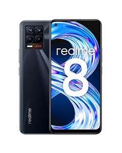 Smartfon Realme 8 6/128GB, Punk Black, Amazon