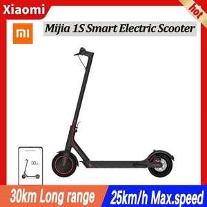 Hulajnoga elektryczna Xiaomi Mijia Electric Scooter 1S (30km zasięgu, 25km/h) z wysyłką z Polski @ DHgate