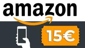 Kupon 15 Euro MWZ 30 € Amazon.it gdy uruchomiona zostanie aplikacja mobilna (na Włochy). Na przedmioty oznaczone: Sprzedaż przez Amazon