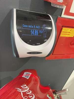 Coca Cola 4x2L Lidl Lipno