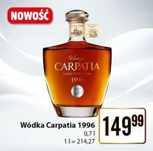 Wódka Carpatia 1996 0,7L \Dino\