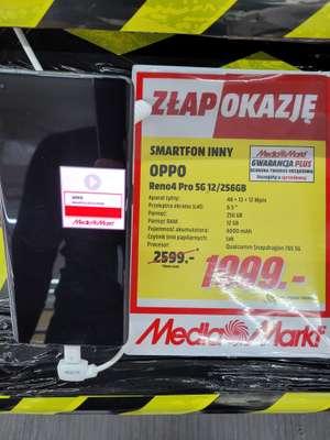 Smartfon Oppo Reno 4 Pro 12/256 NOWY