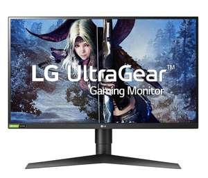 Monitor LG 27GL83A-B HDR10 144Hz