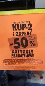 Wyprzedaż w Biedronce Białystok ul Bacieczki 217 kup dwa i zapłać -50% artykuł przemysłowe, tekstylia, zabawki