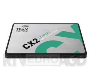 "Dysk SSD Team Group CX2 1TB 2,5"" - RTV EURO AGD"