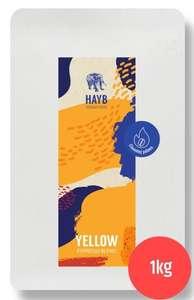 HAYB Yellow espresso blend