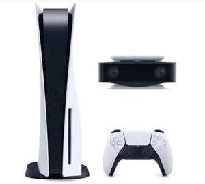 Konsola SONY PlayStation 5 B Chassis z napędem + PS5 HD Camera