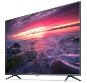 "Telewizor LED Xiaomi Mi LED TV 4S 55 "" 4K UHD srebrny"