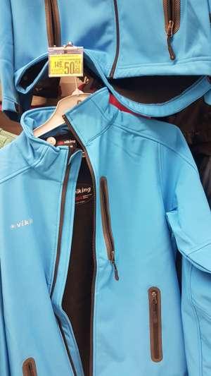 Kurtka, kamizelka soft shell Viking marion Vest w Auchan