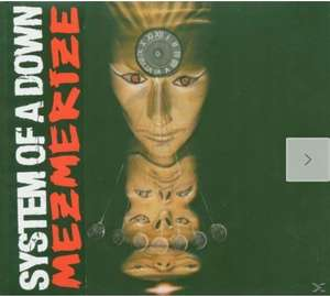 Płyta CD System of a Down Mezmerize Media Markt