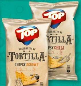 Top Tortilla chipsy kukurydziane 175g