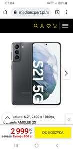 Smartfon Samsung Galaxy S21