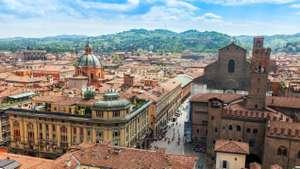 Bolonia za 72zl w dwie strony. City break w stolicy spaghetti. Wylot z Katowic