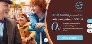 200 zł do Rossmanna za konto w Nest Bank