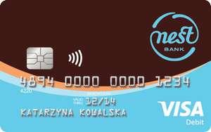 Świąteczny prezent od Nest Banku -15% zwrotu za zakupy w sklepach smyk.com i frisco.pl.