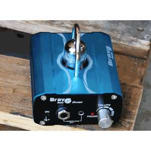 Słuchawkowy wzmacniacz lampowy Bravo Ocean