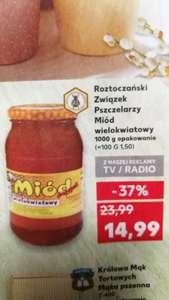 [Kaufland] - Roztoczański Związek Pszczelarzy Miód wielokwiatowy