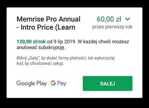 Memrise -50%