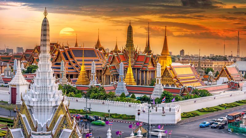 Budapeszt - Bangkok 1379 zł w dwie strony !!! mnóstwo terminów