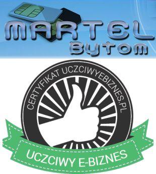 Tańsze doładowania Pre-Paid o 3% Martel-Bytom.PL